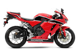 CONVERSION FAIRINGS FOR 2007-2012 HONDA CBR600RR CONVERT INTO 2013-2016