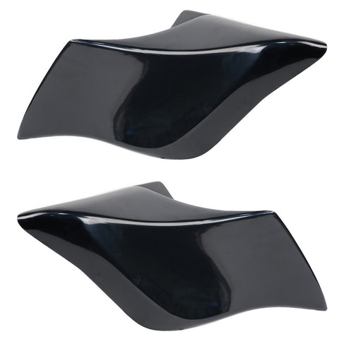 STRETCHED SIDE COVERS For Harley Davidson Touring Bikes