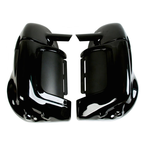 Color Matched Lower Vented Fairings For Harley Davidson Touring Street Electra Glide '83-'20