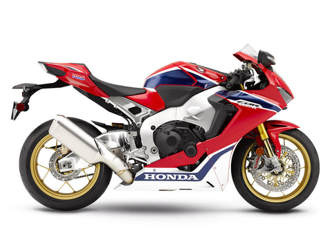 2017-2019 Honda CBR1000RR Fairings