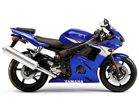 2003-2005 Yamaha YZF R6 fairings