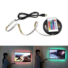 Load image into Gallery viewer, USB LED Light Tape Ribbon