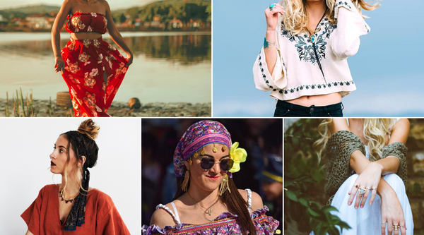 The Colorful History of Bohemian Style & How To Dress Boho-Chic