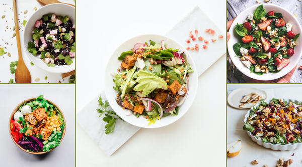 The 7 Healthiest Salad Greens For Your Veggie Bowls