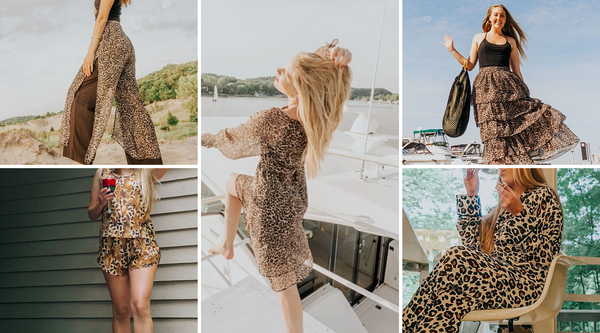 9 Stylish Leopard Print Outfits We're Crushing On