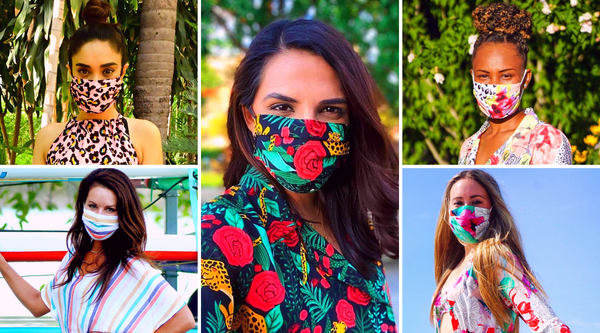 10 Gorgeous Cloth Face Masks To Stay Safe & Stylish