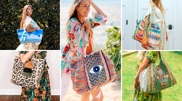 7 Beautiful Boho Tote Bags To Carry Everywhere