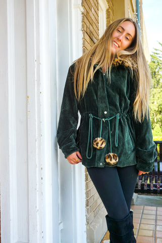 Safari Parka Jacket | Boho Jacket Ideas