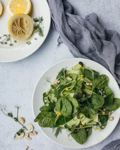Spinach: Clearer, Supple Skin Awaits