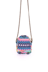 Daphne Embellished Mini Bag Pack