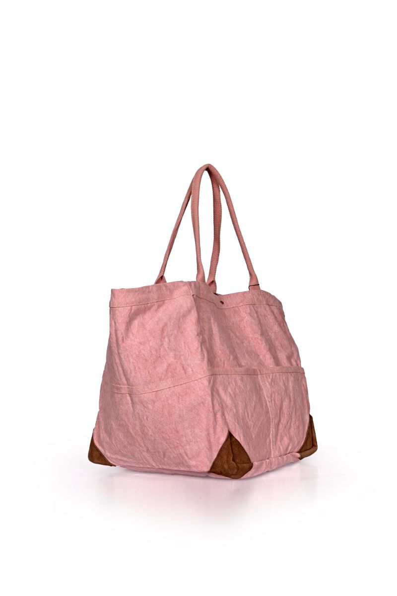 Flamingo Oversized Tote