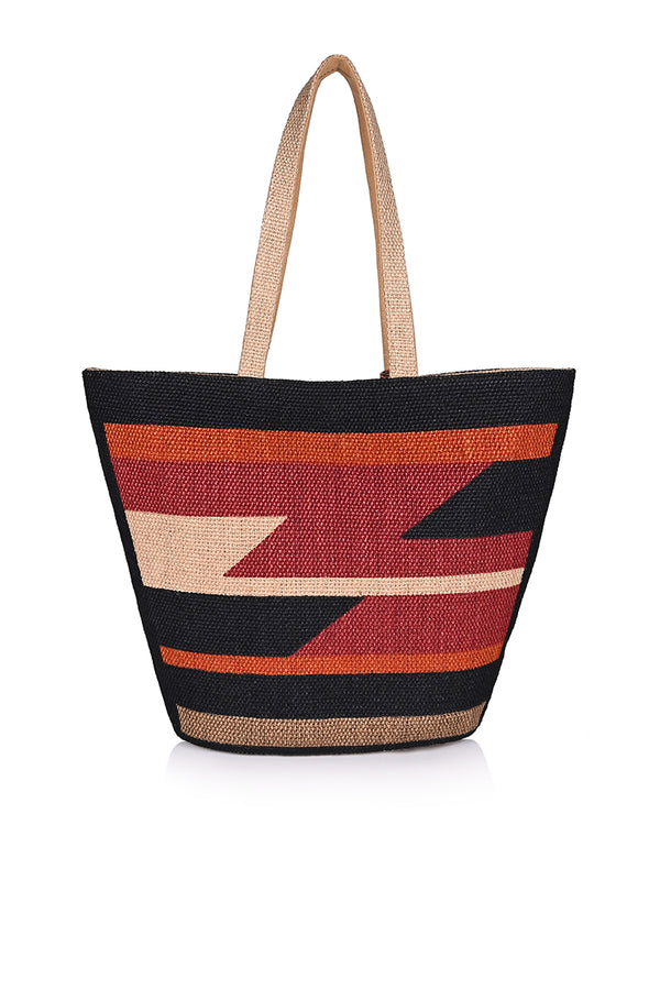 New Mexican Handwoven Tote