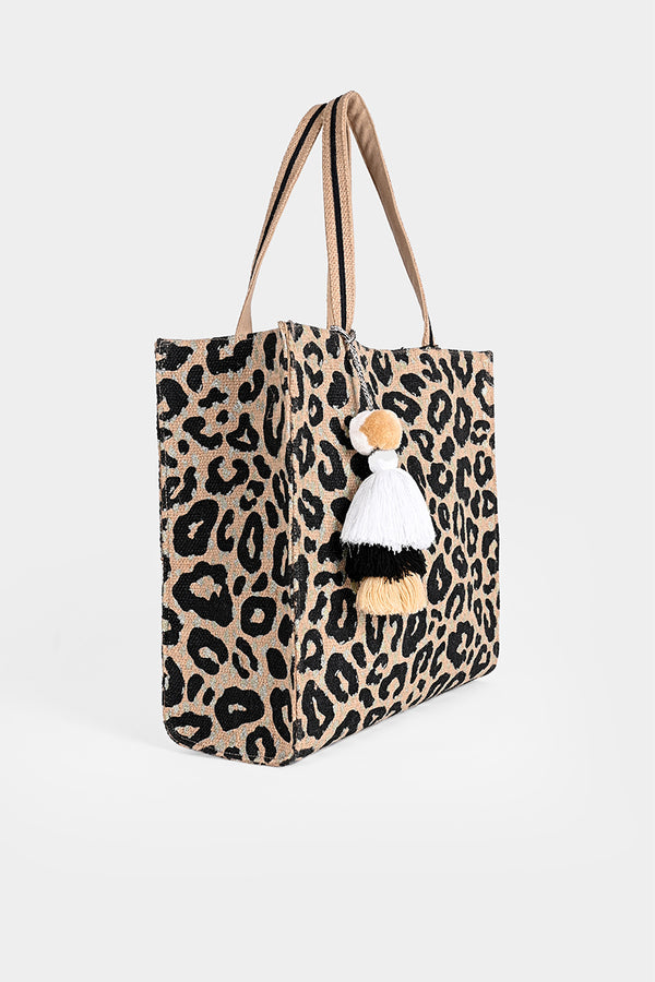 Chilly Cheetah Tote
