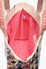 Lazy Daze Evil Eye Tote