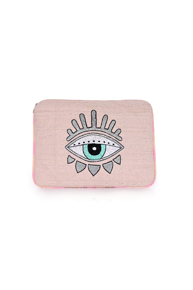 Bling Eye Laptop Bag