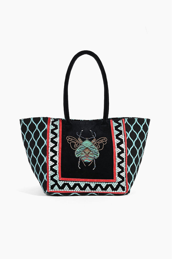 Bee-Dazzled Tote