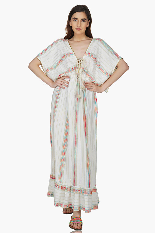Aurora Rose Maxi Dress