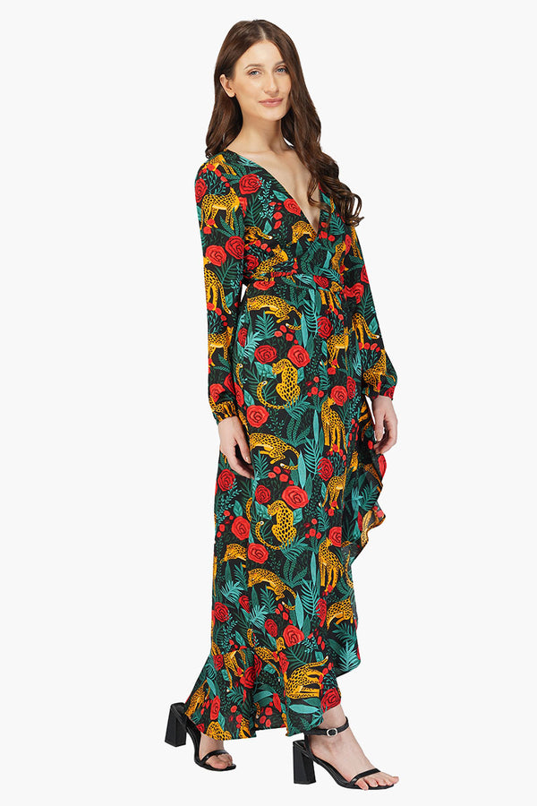 Jaguar Paradise Maxi Dress