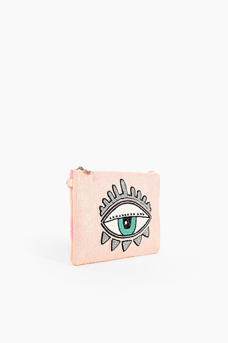 Bling Eye Clutch | America and Beyond