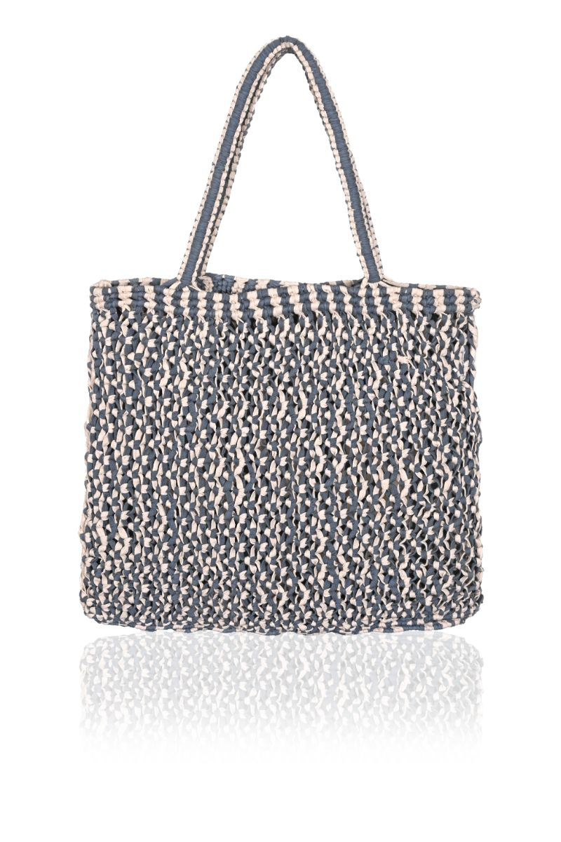 Handwoven Macrame Shopper