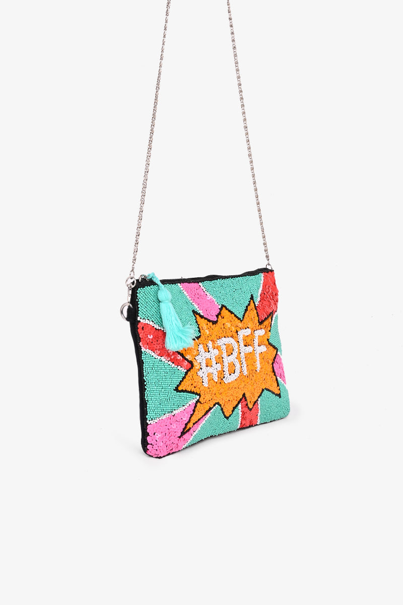 Gal Pal Requirement BFF Clutch