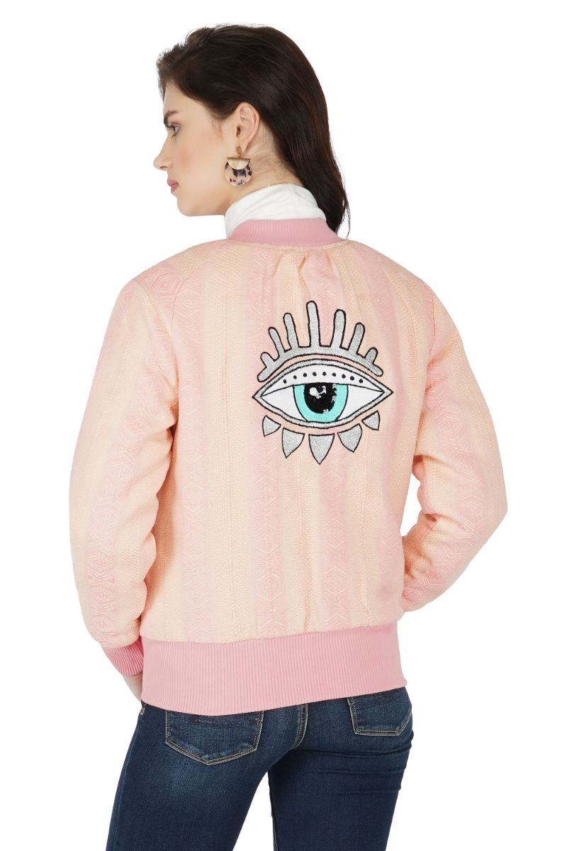The Bling Eye Bomber