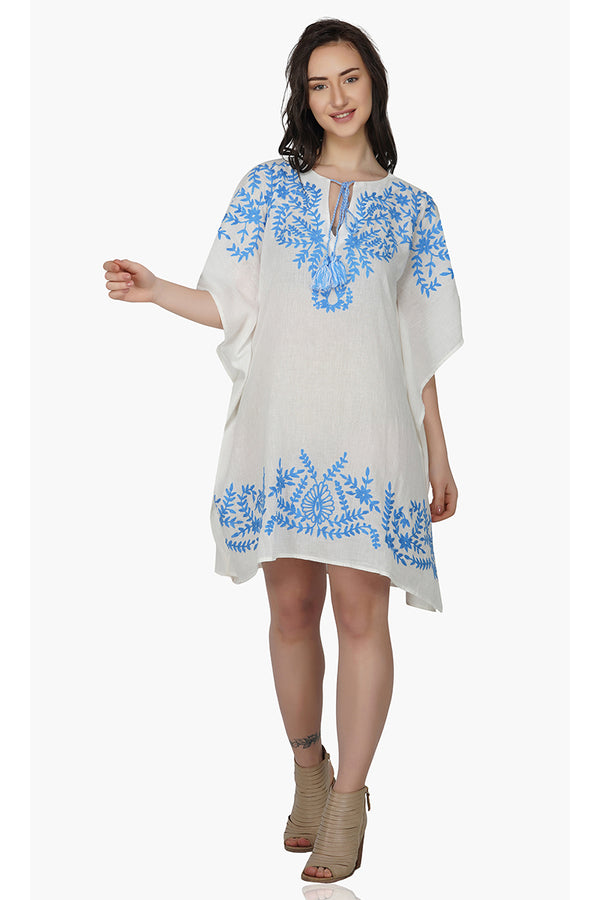 Marina Embroidered Kaftan
