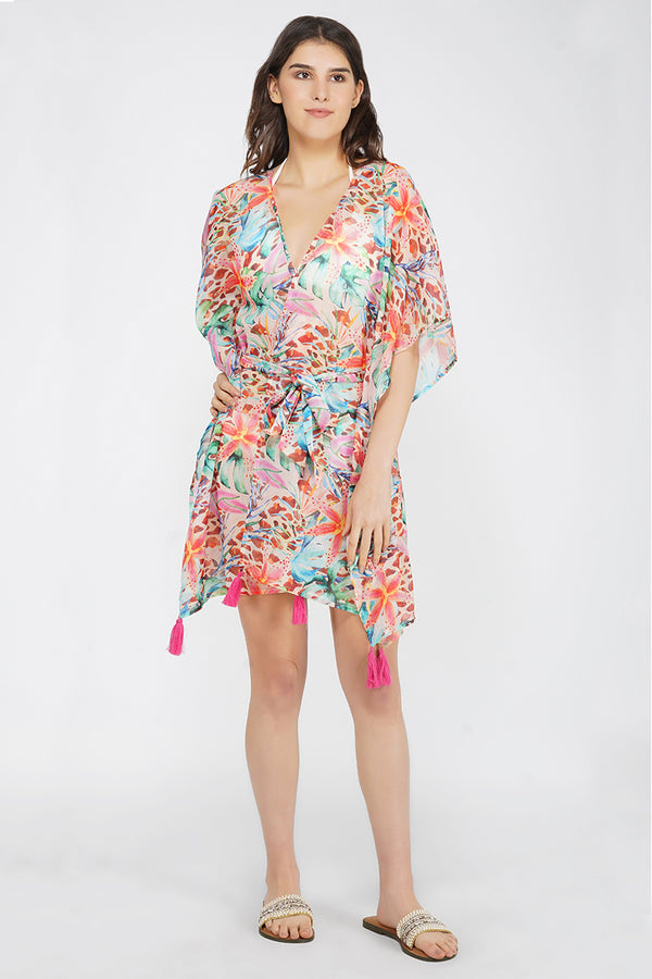 Beach Bliss Kimono Cover Up