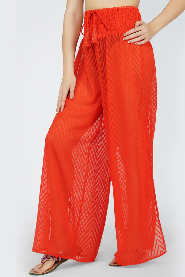 Red Carpet Ready Beach Pant