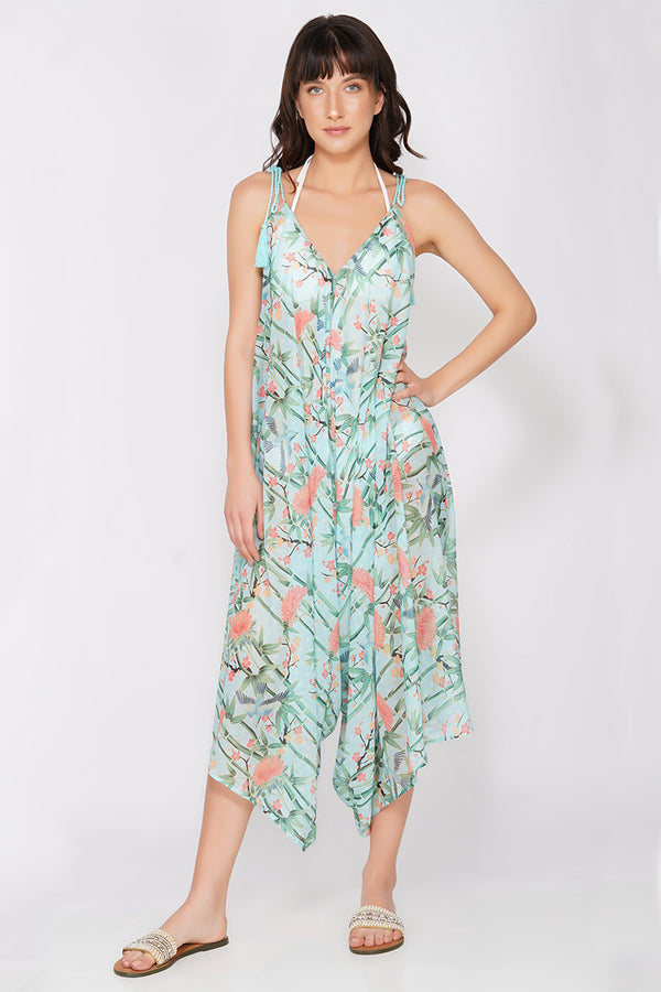 Bamboo Bliss Wide Leg JumpSuit
