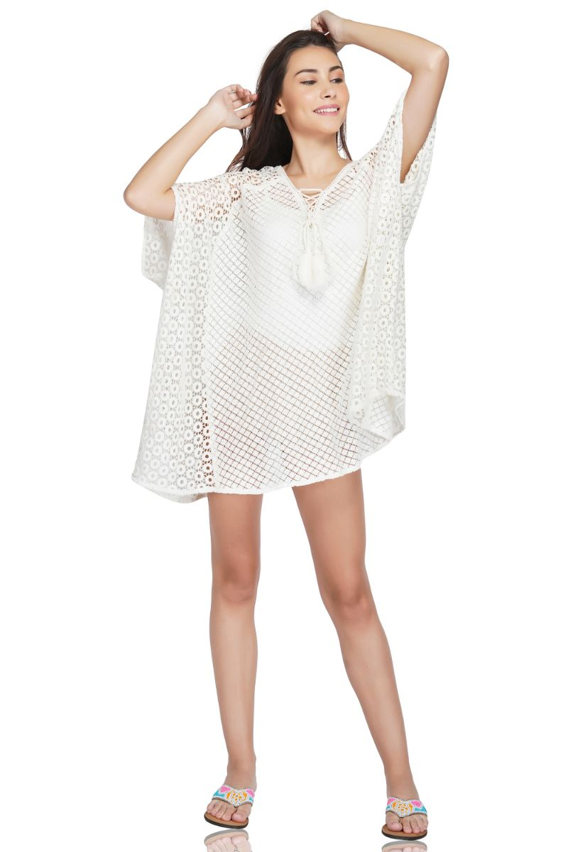 Mix n Match Lace Fabric Cover up