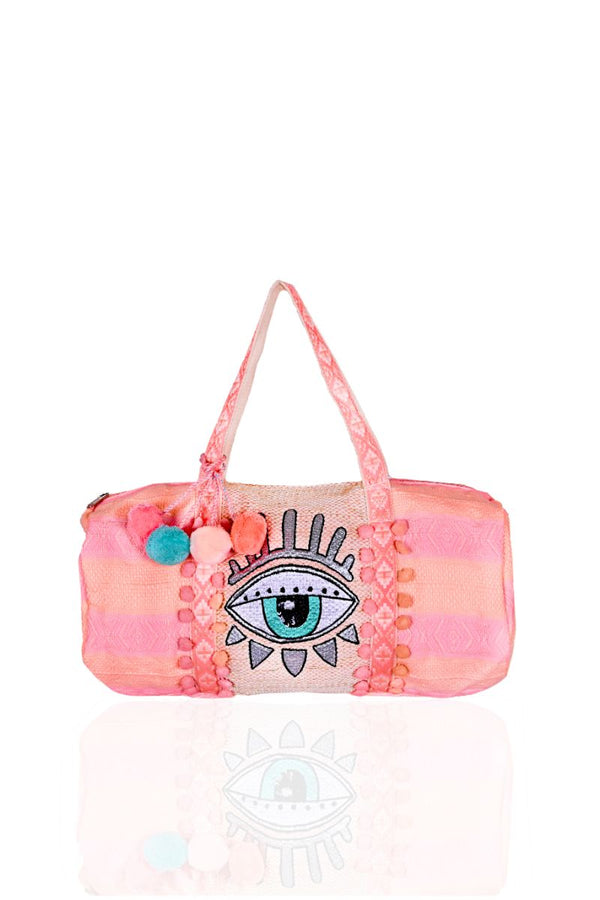 Bling Eye Kids Duffle
