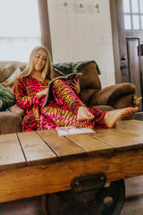 Tiger Nights Loungewear Set