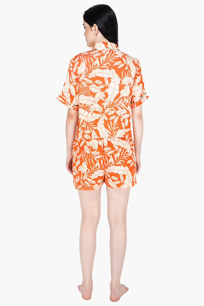 Bahama Babe Loungewear Shorts Set | Loungewear Sets For Women