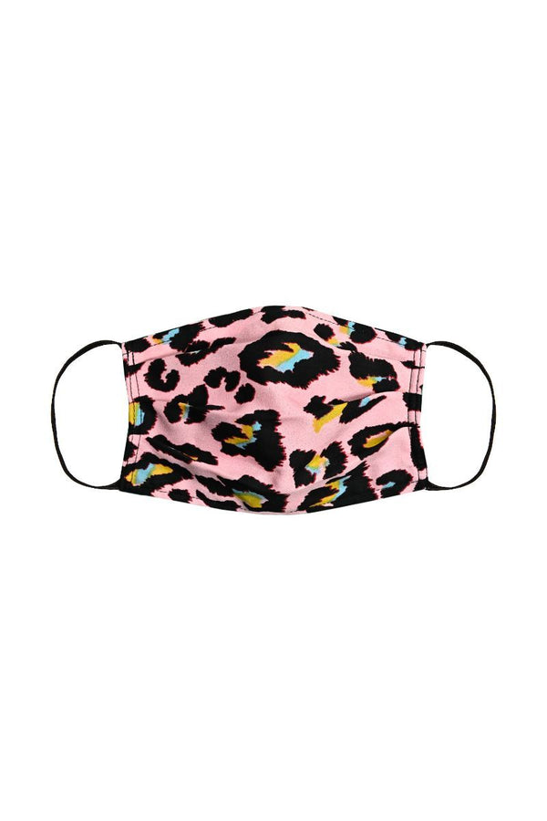 Pink Jaguar Mask