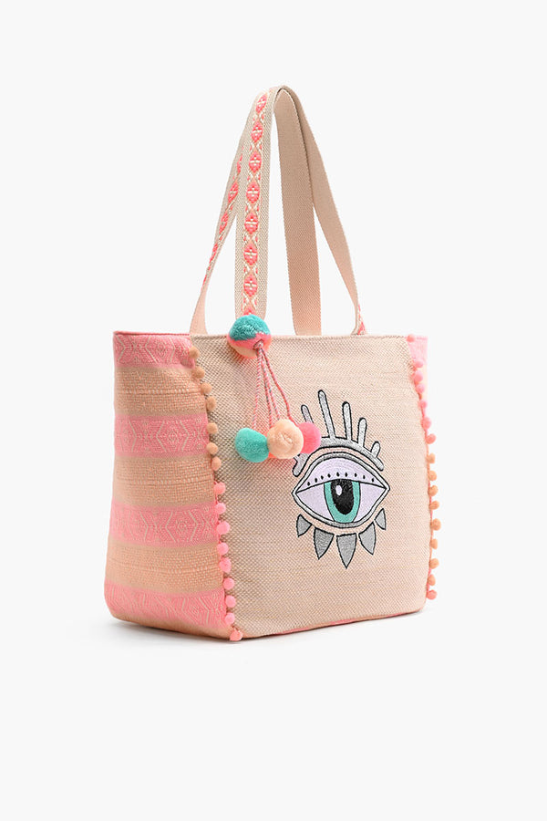Bling Eye Shoulder Bag | Bohemian Boho Bag