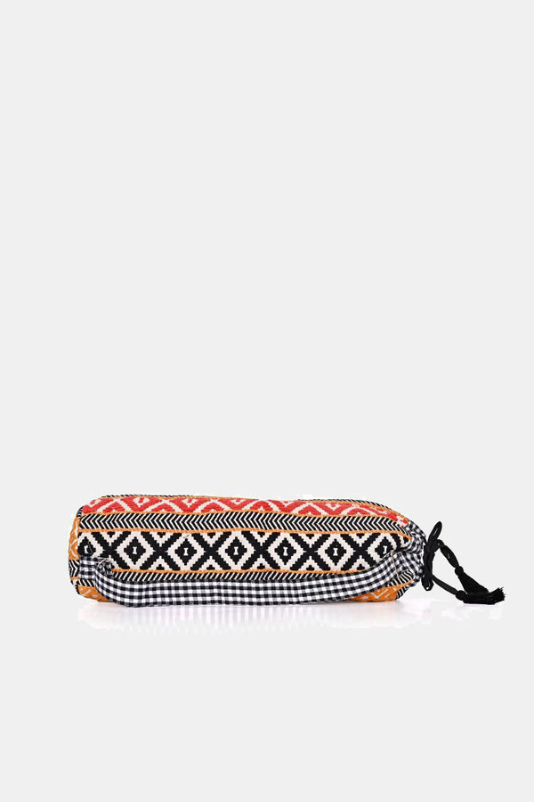 Pumpkin Spice Yoga Mat Bag