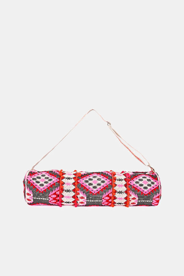 Mexican Fiesta Yoga Mat Bag