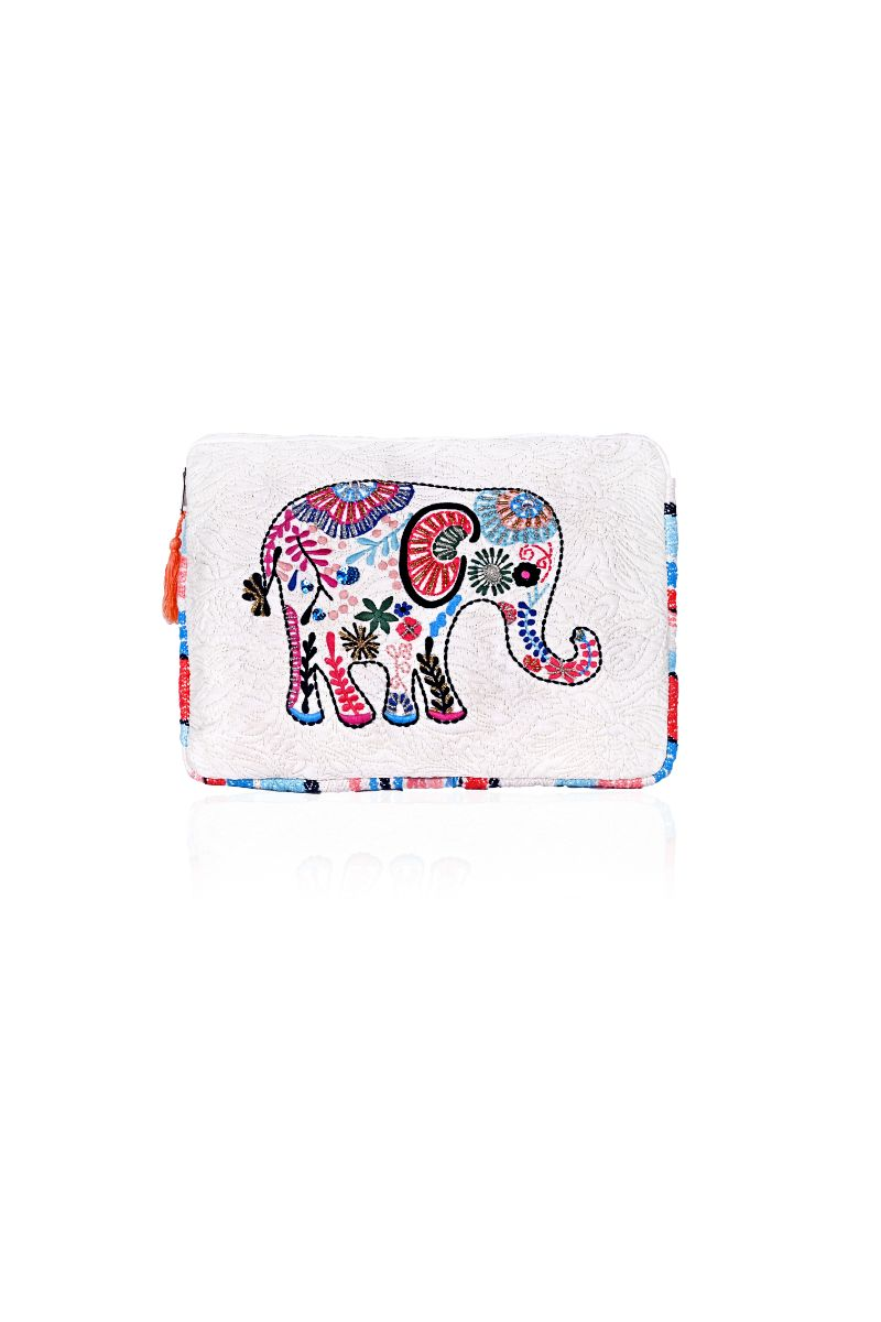 Enchanted Elephant Laptop Case