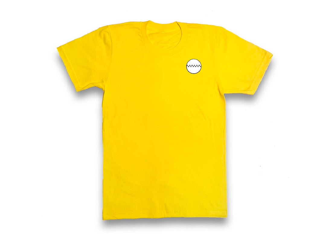 Inverted LOA Yellow T-Shirt