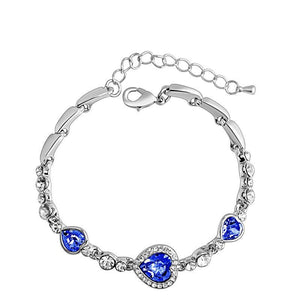 Beautiful Ocean Star Crystal Bracelet For Women