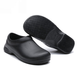 New Comfort Wearable Oil-Resistant Non-Slip Work Shoe Chef Shoes For Men&Women