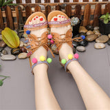 Fashion Bohemian Clan Flat Sandals