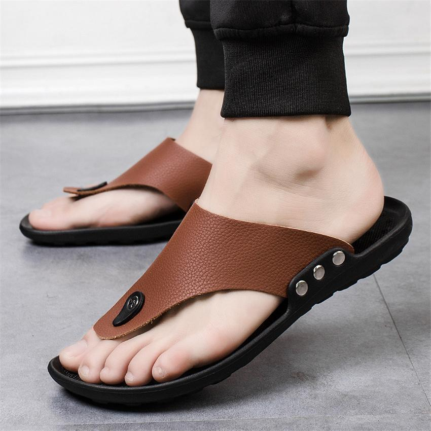 Summer Men's Casual Sandals Slippers