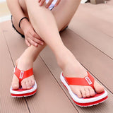 Comfy Soft Beach Flip Flops Slippers For Women