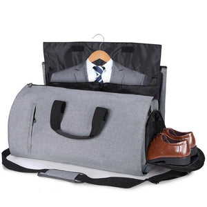 Men's Waterproof Travel Suit Garment Bag For Business