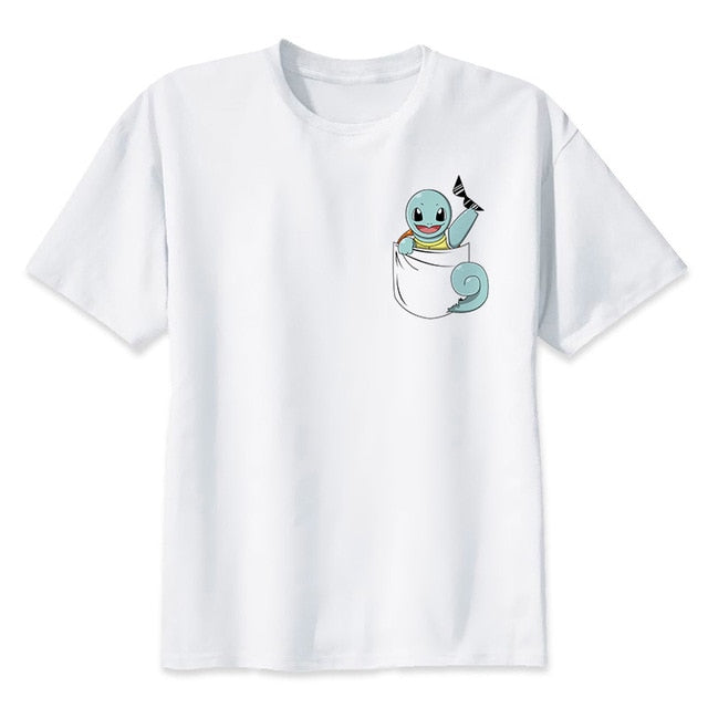 Sunglasses Squirtle Men's T-shirt