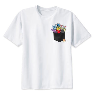 All Eevees Men's T-shirt