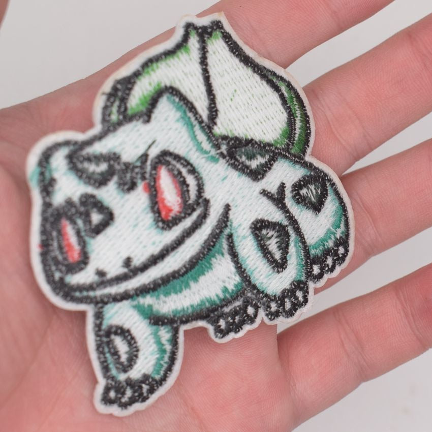 Bulbasaur Iron-on Patch