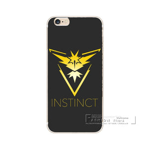 Team Instinct iPhone Case (Regular)